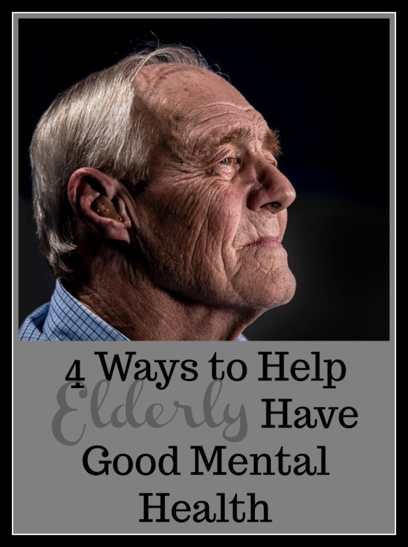 good mental health