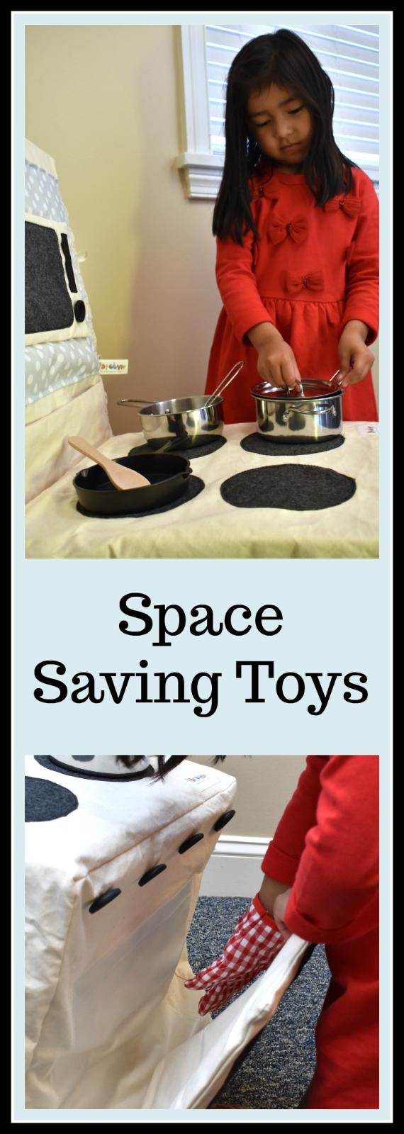 Space Saving Toys