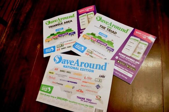 coupon books