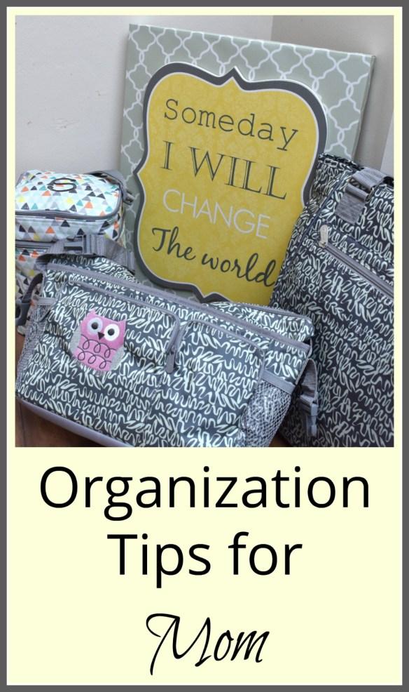 organization tips