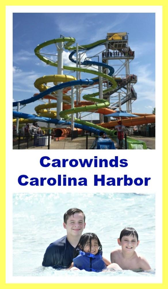 Carowinds Waterpark
