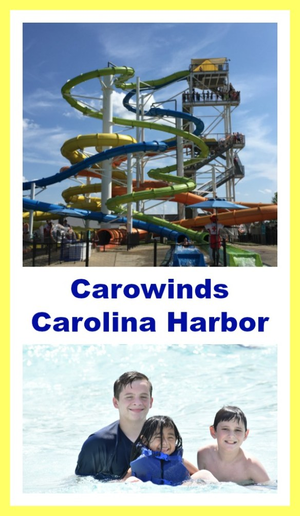 Carowinds Waterpark