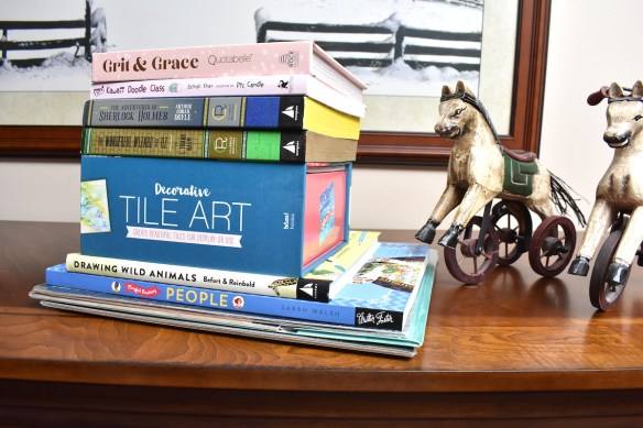 calendars and books