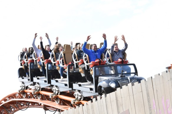 new rollercoaster