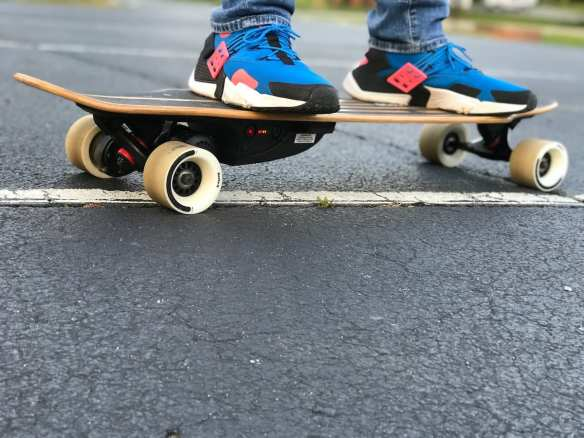 electric longboard