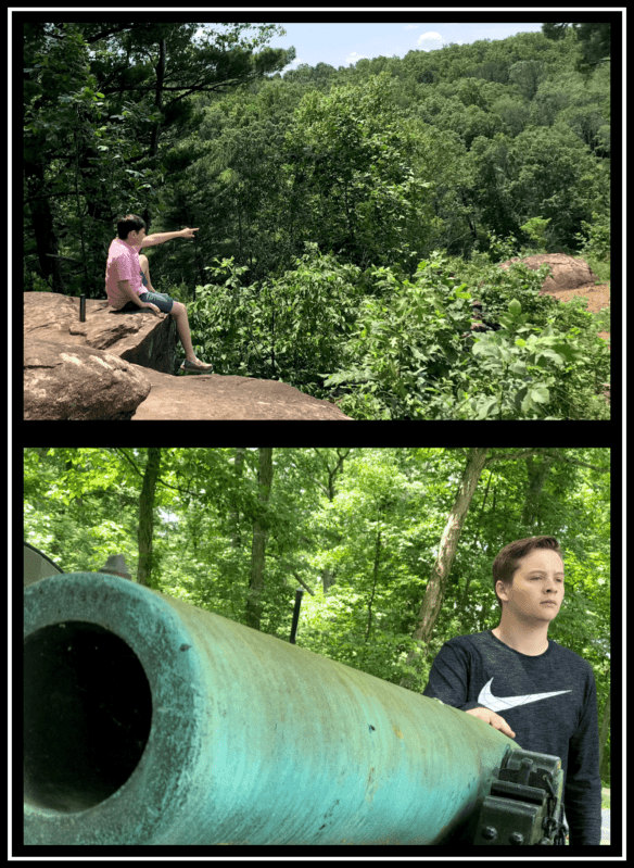 Gettysburg Exploring