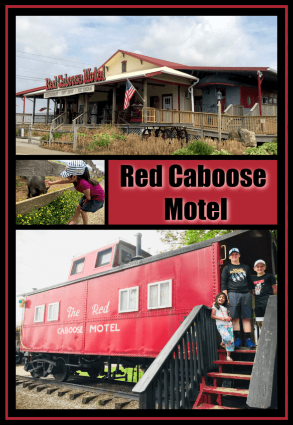 Red Caboose