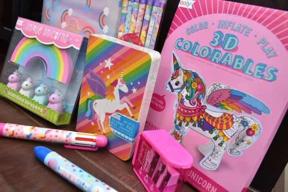 unicorn stationary