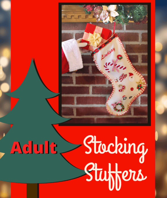 Adult Stocking Stuffers