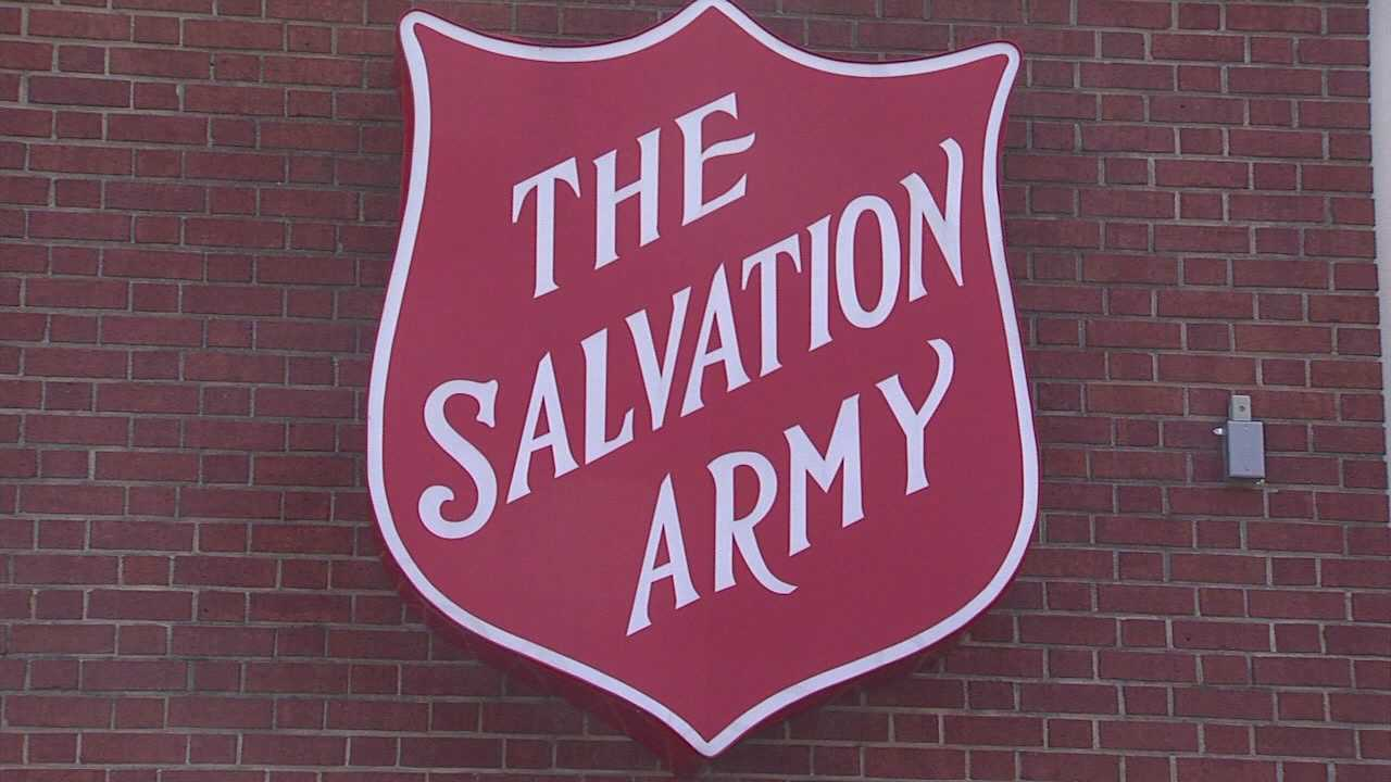 Salvation Army (WGHP file photo)