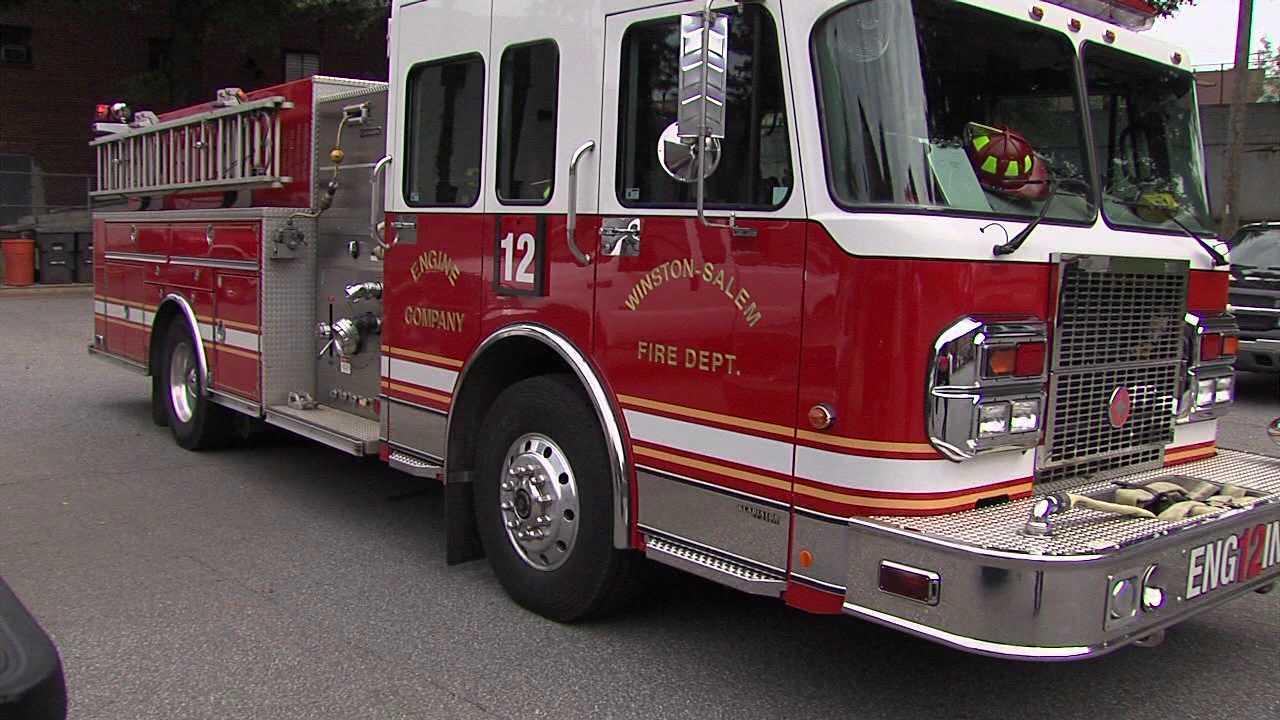 Winston-Salem Fire Department (File, WGHP)