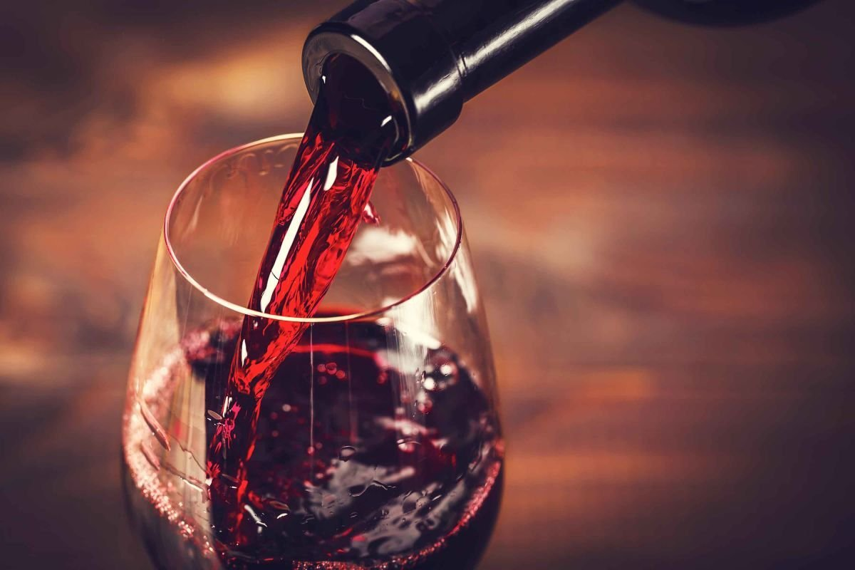 A restaurant diner who ordered a nice bottle of red wine to go with their dinner got something a bit fancier than they were expecting -- a bottle worth $5,800.
