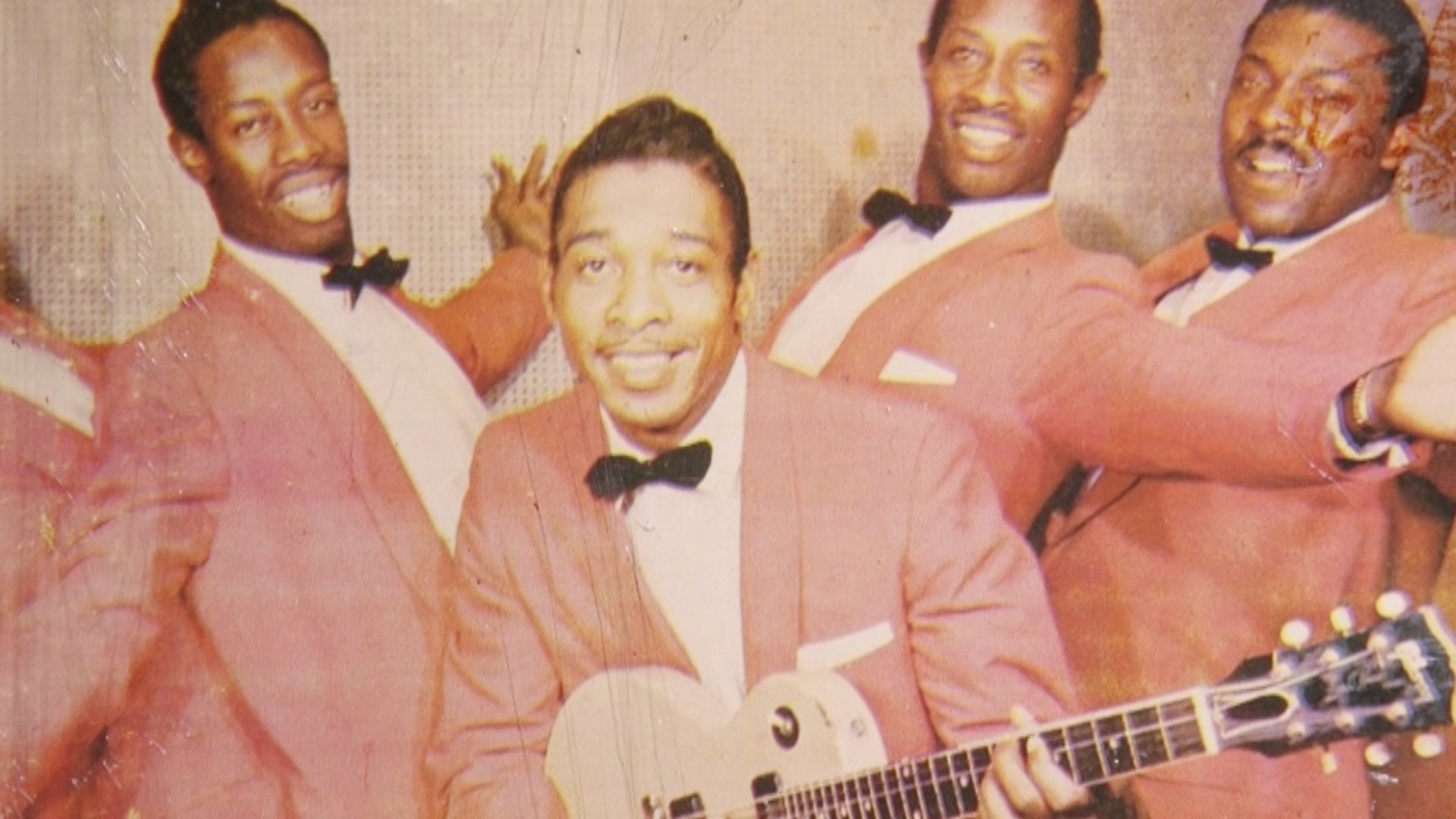 Winston-Salem music legend who influenced history of R&B honored