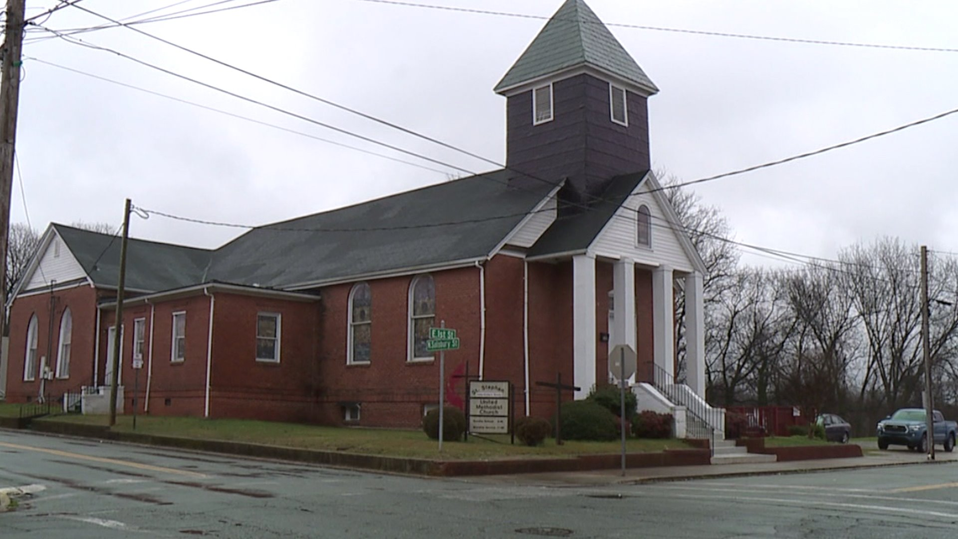 St. Stephen United Methodist Church is the oldest African-American congregation in Davidson County