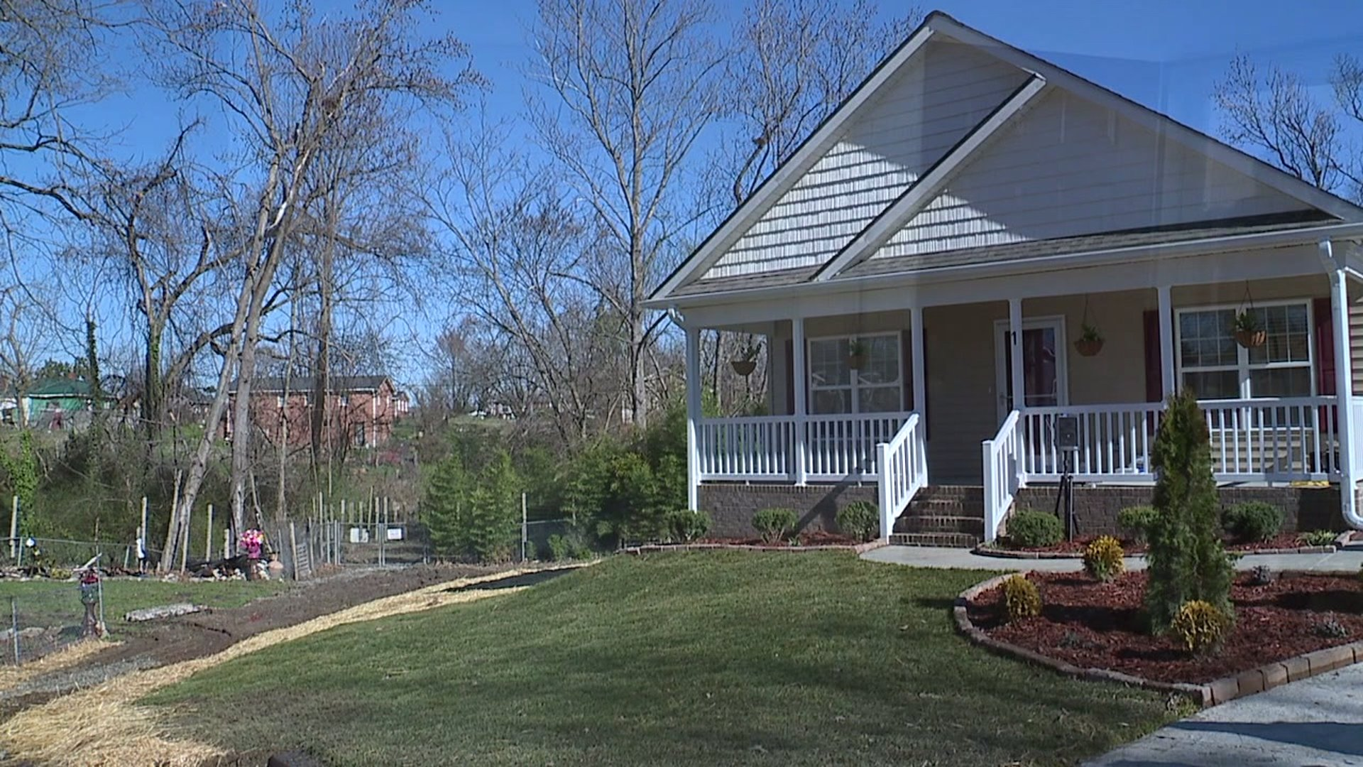 Greensboro family finally gets new home after 2018 tornado