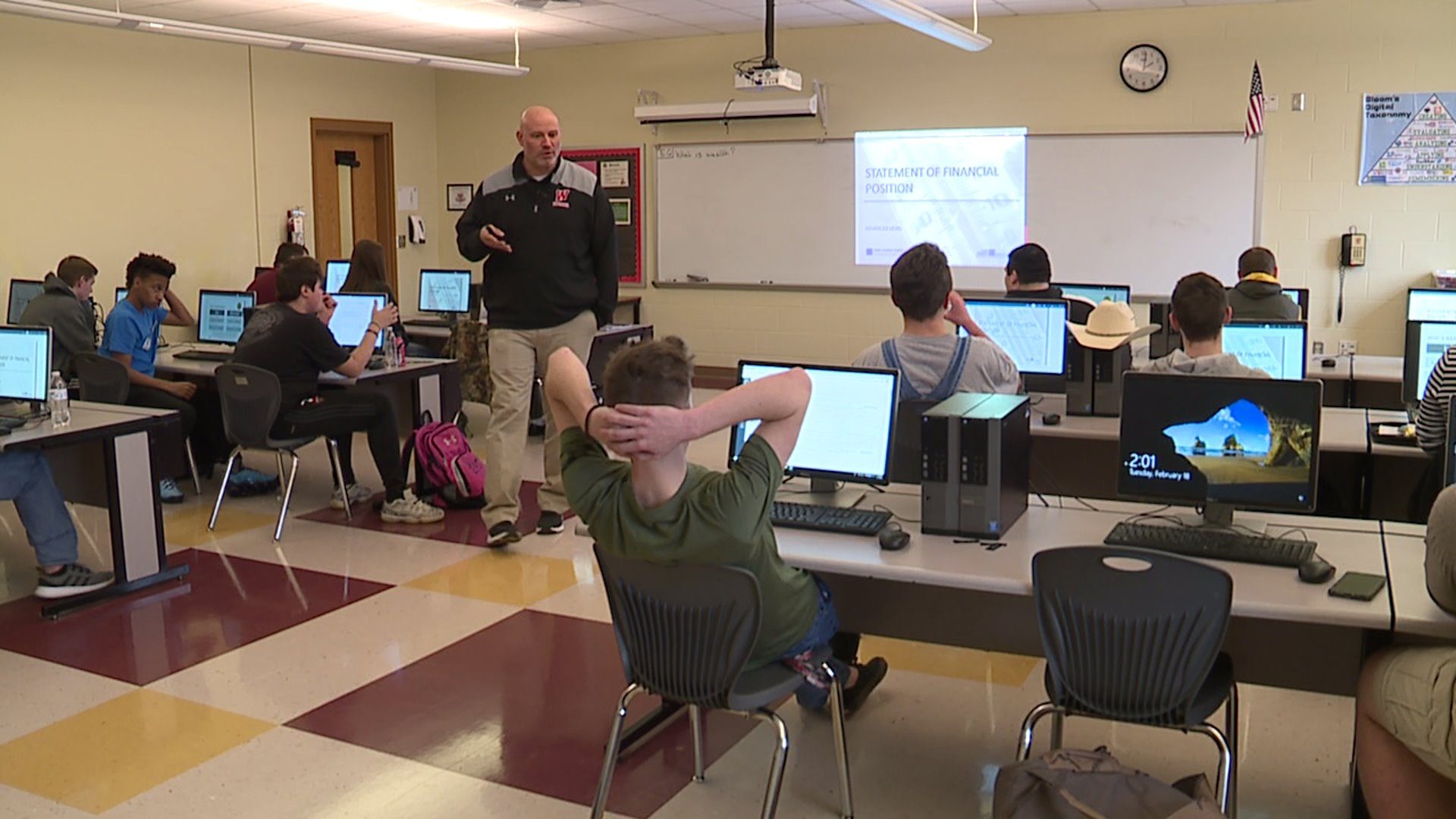 Piedmont schools teaching financial literacy classes