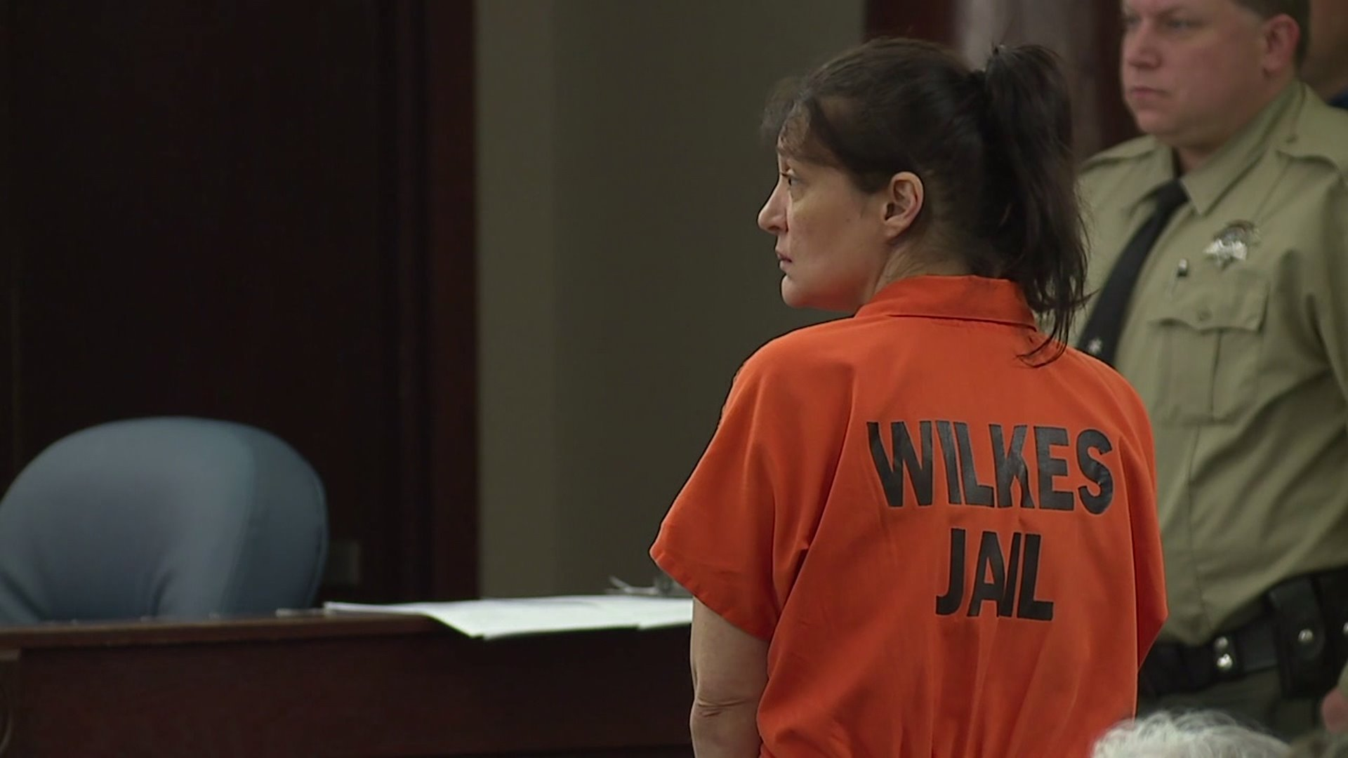 Suspects appear in court after stolen car connected to disappearance of Tennessee girl found in Wilkes County.