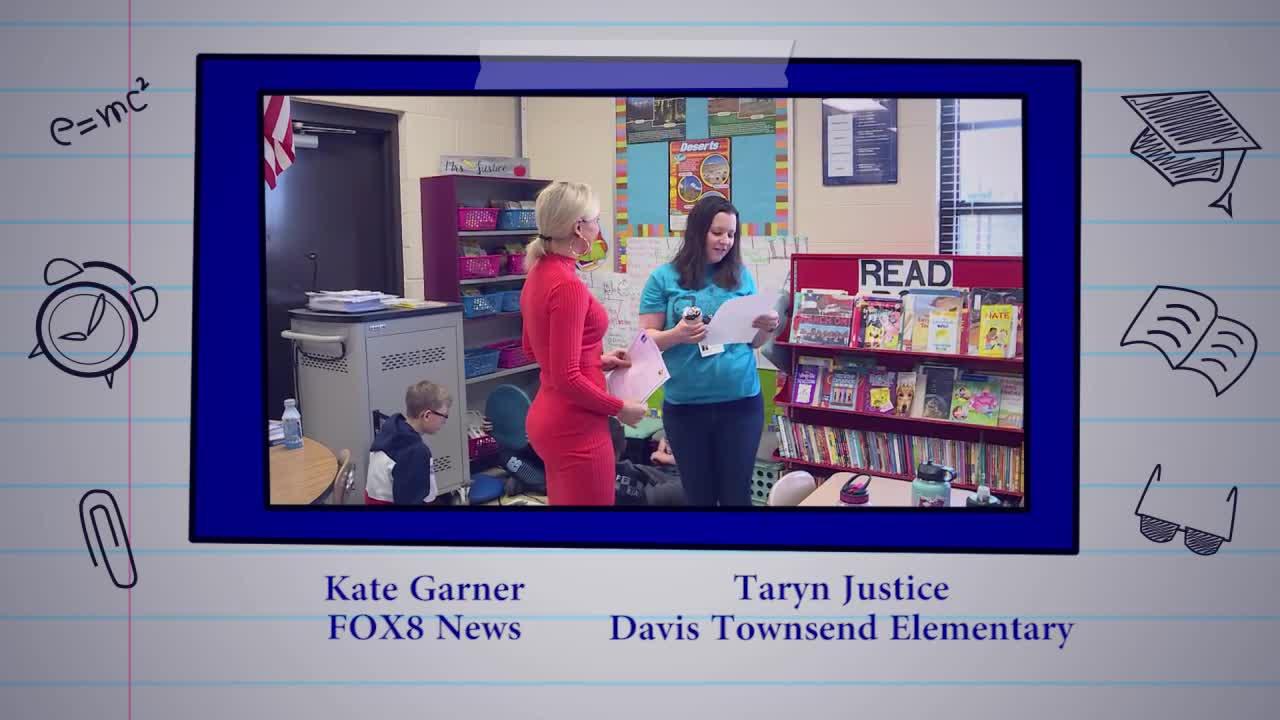 Educator of the Week: Taryn Justice
