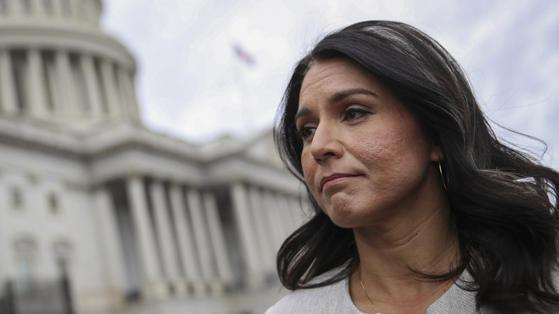 Tulsi Gabbard (Photo by Drew Angerer/Getty Images)