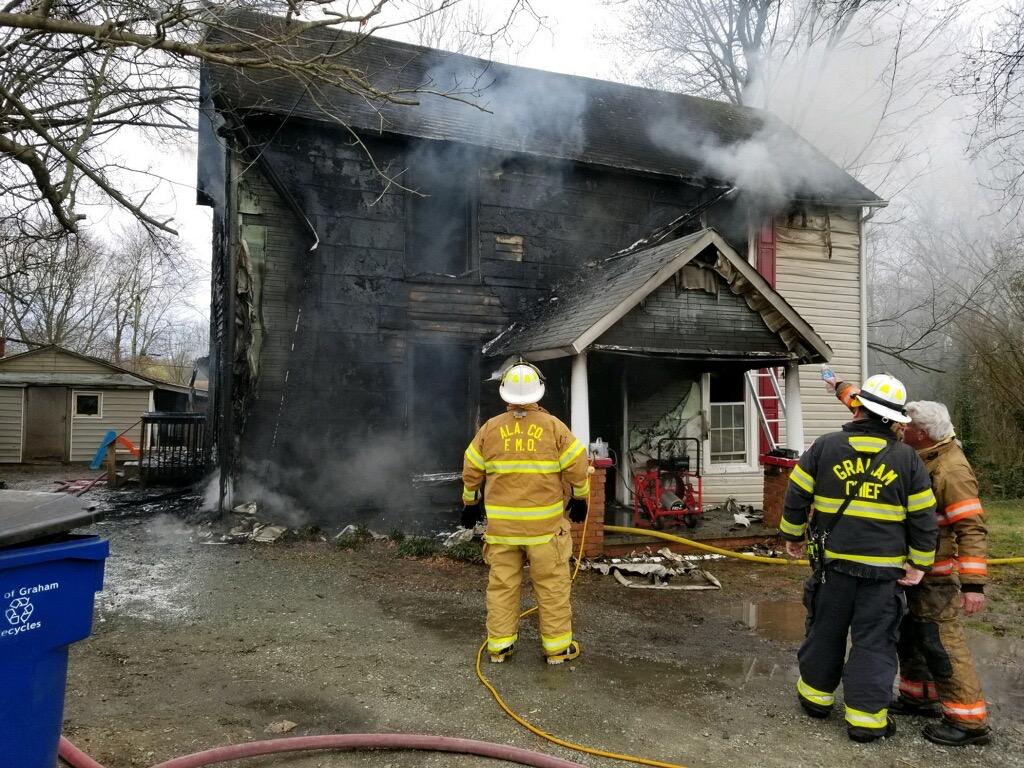 (Graham Fire Department)