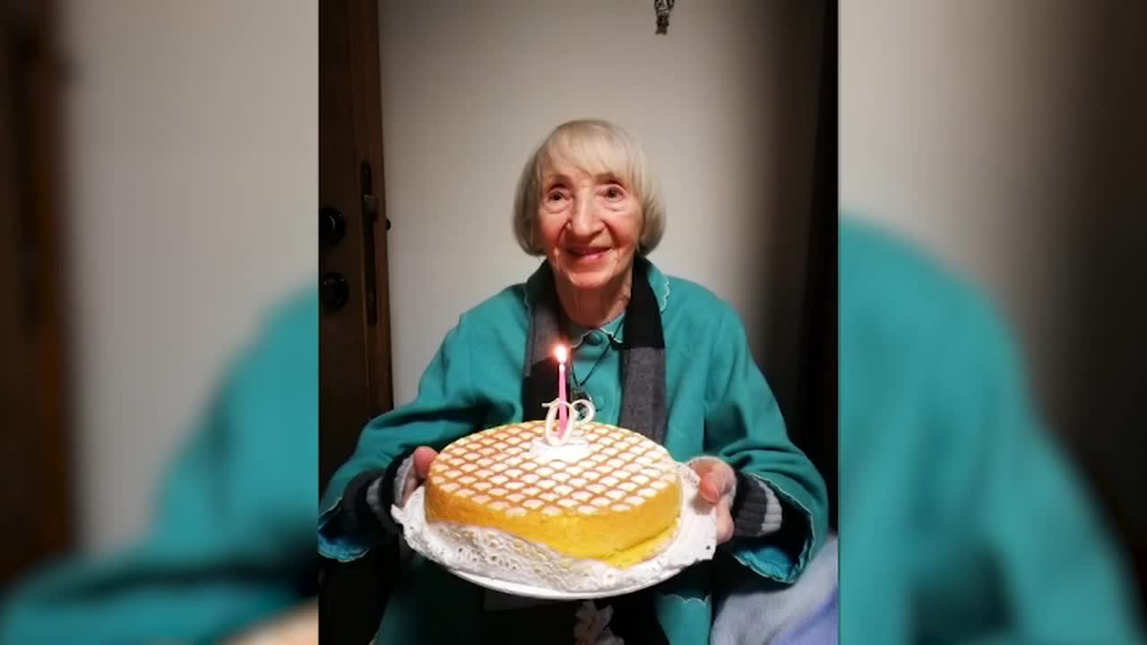 102-year-old woman recovers from coronavirus