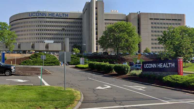 UConn Health (Google Maps)