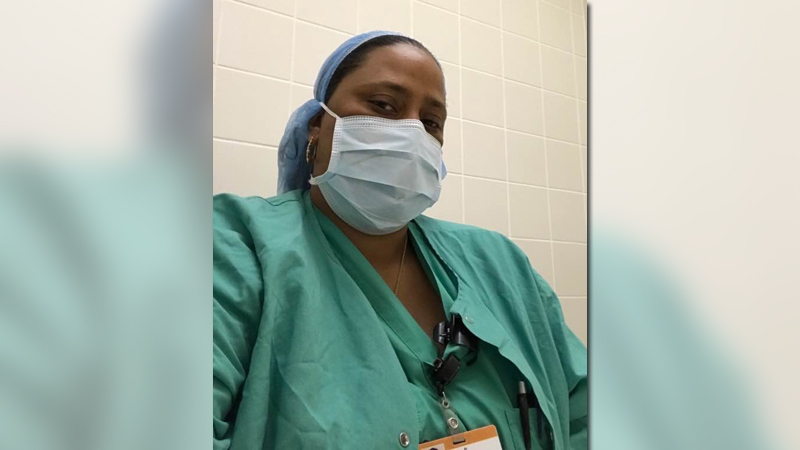 FOX8 Highlighting Heroes: Brandi Johnson, surgical tech at Wake Forest Baptist Medical Center