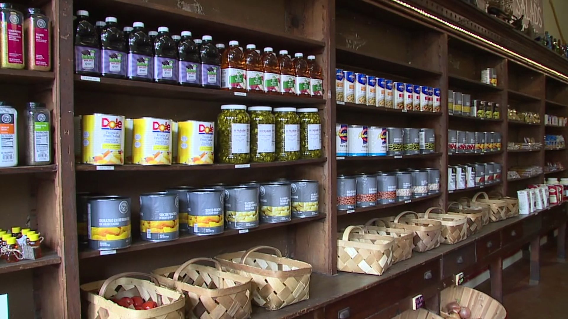 Madison coffee shop owner transitions to groceries to provide for community
