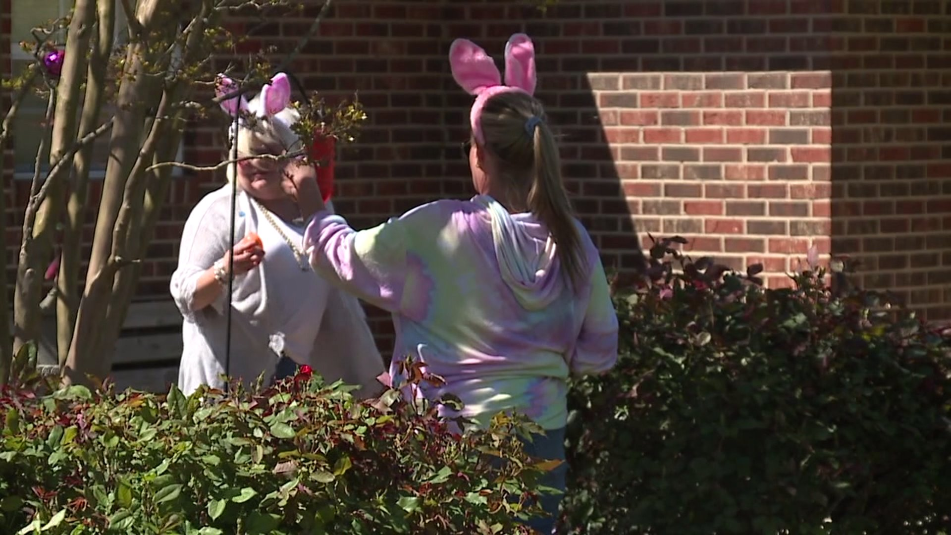 Winston-Salem nonprofit sets up Easter egg hunts for adults with disabilities living in group homes