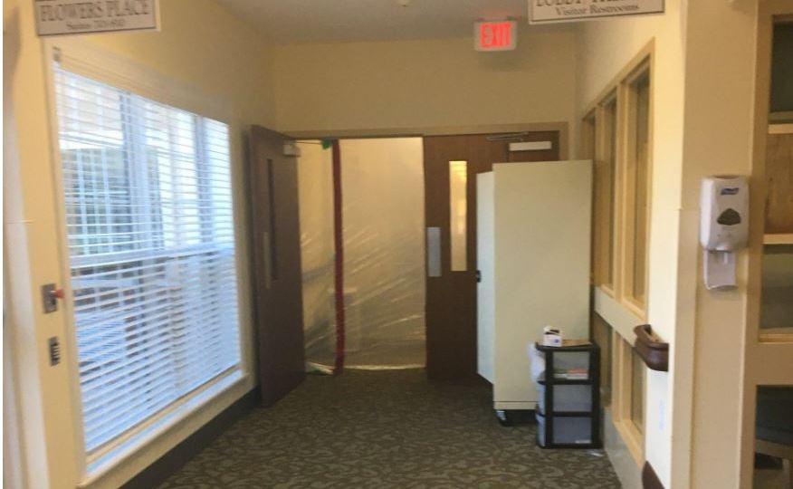 Man dies as 3 COVID-19 cases confirmed in 'outbreak' at NC nursing home