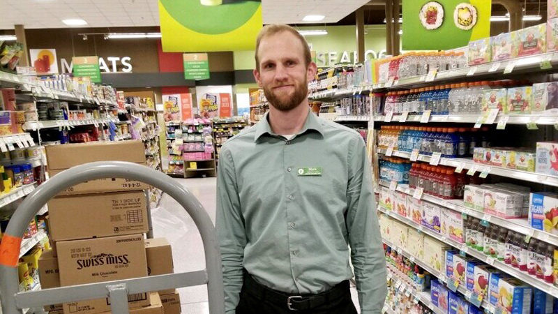 FOX8 Highlighting Heroes: Mark Goldston, grocery team leader at Publix in High Point