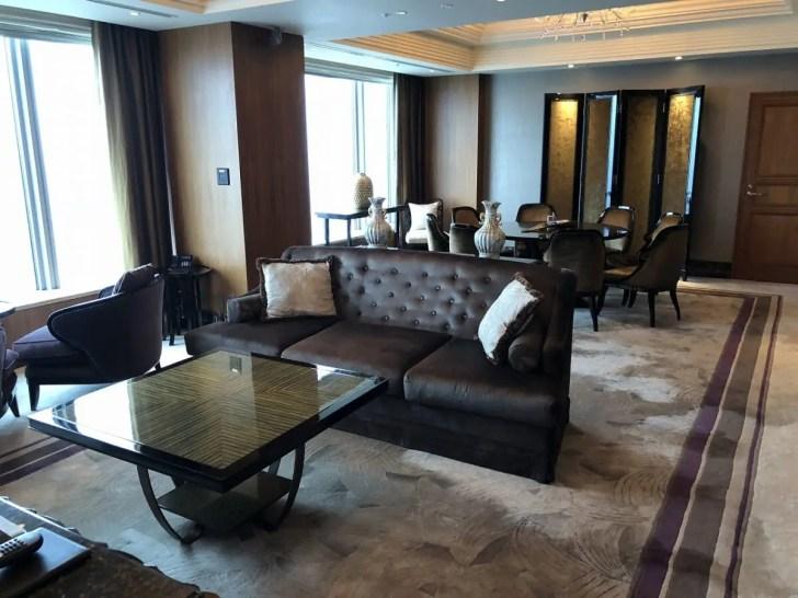 「シャングリ・ラホテル 東京」のお部屋を見学してきました!