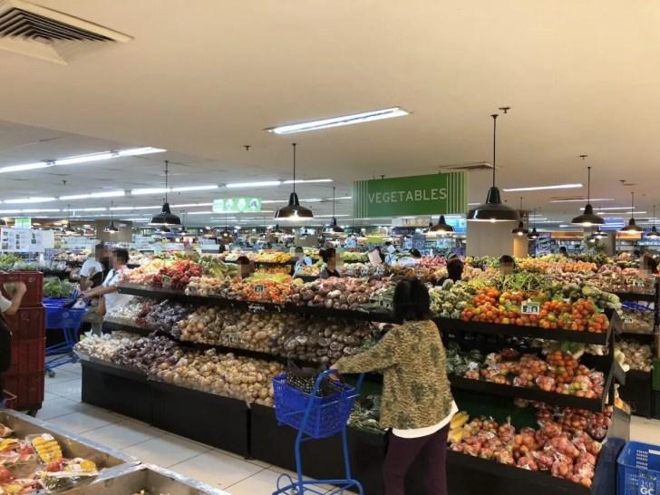 セブ島市内の大型モール『SM City Cebu』にあるスーパーを探検してみた