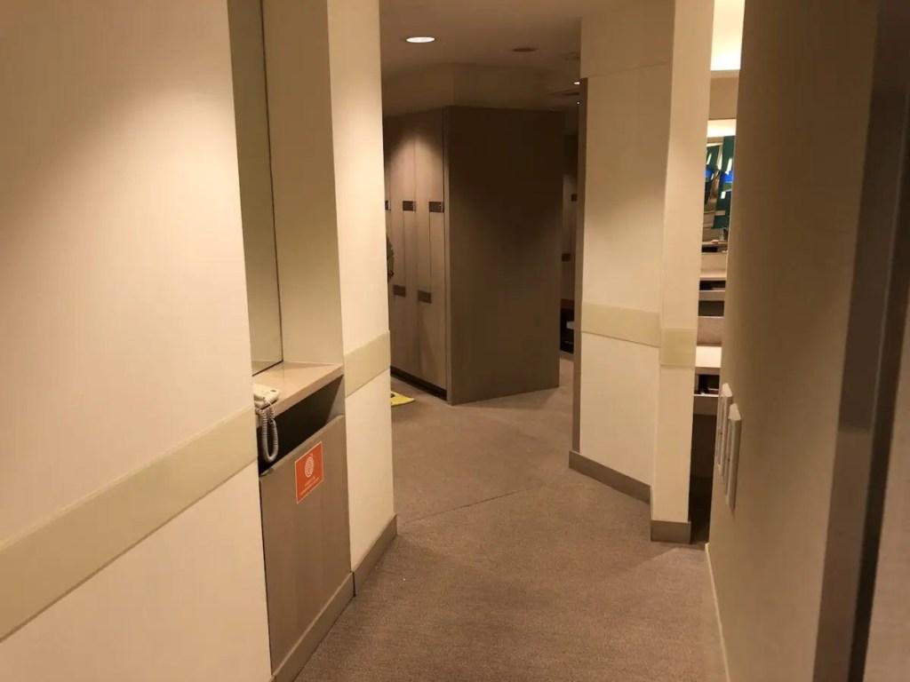 フレーバーウォーターが嬉しい!シャングリ・ラホテル台北のジム!