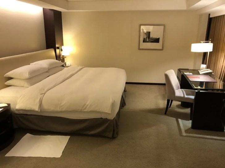 台南の5つ星ホテル!シャングリ・ラホテル台南に宿泊しました!
