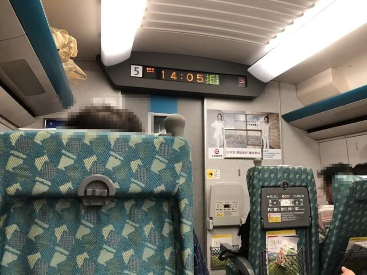 【台北から1時間】台湾旅行初の台中!新幹線で台北から台中まで移動!