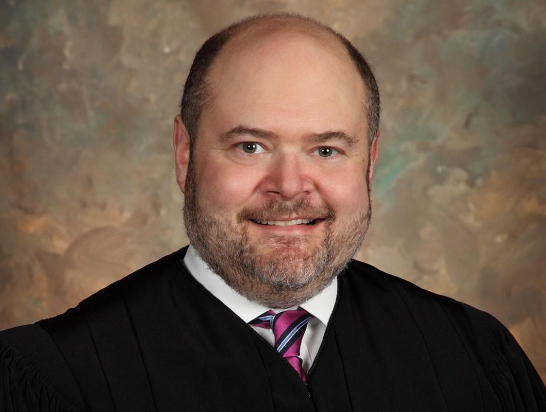 Judge David Stras