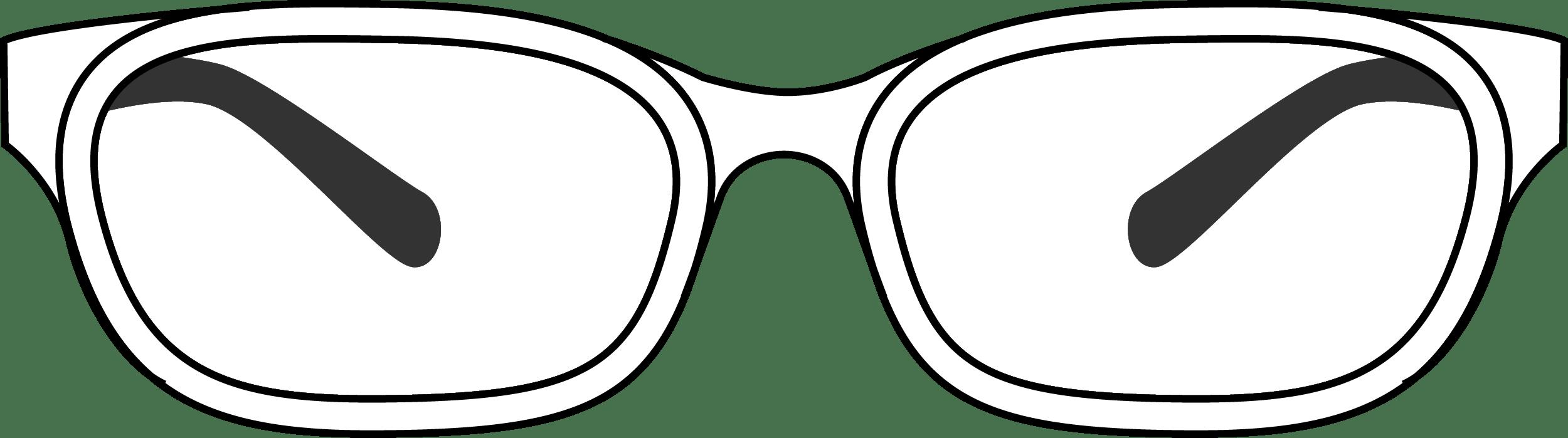 Fashion Glasses PNG