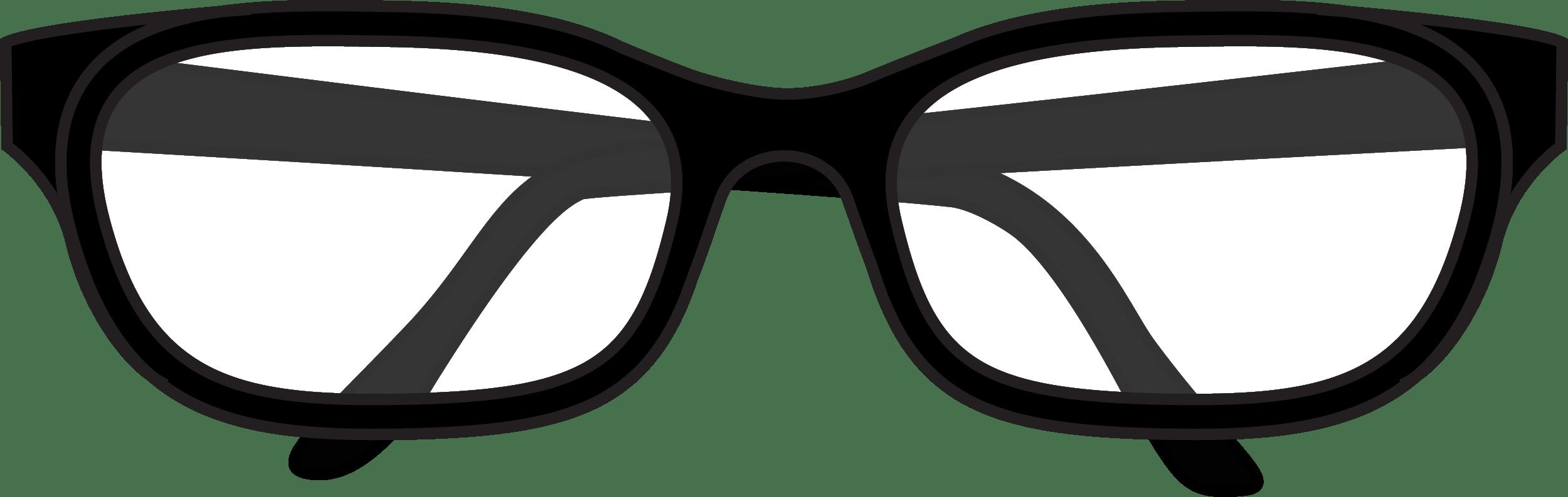 Study Glasses PNG