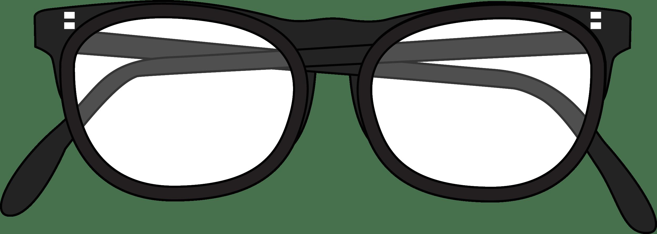Unisex Glasses PNG