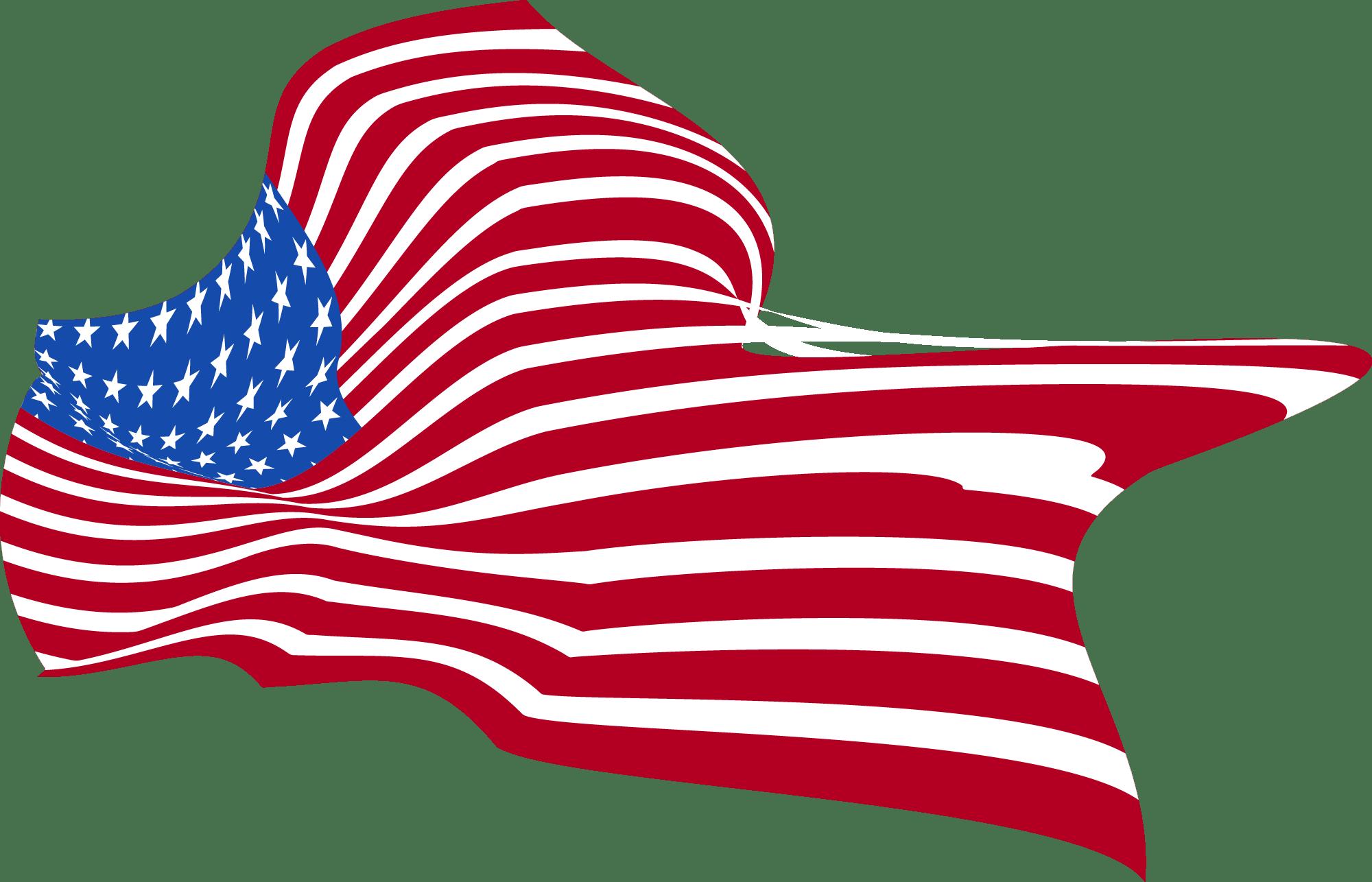 Wavy-Motion-US-FLAG