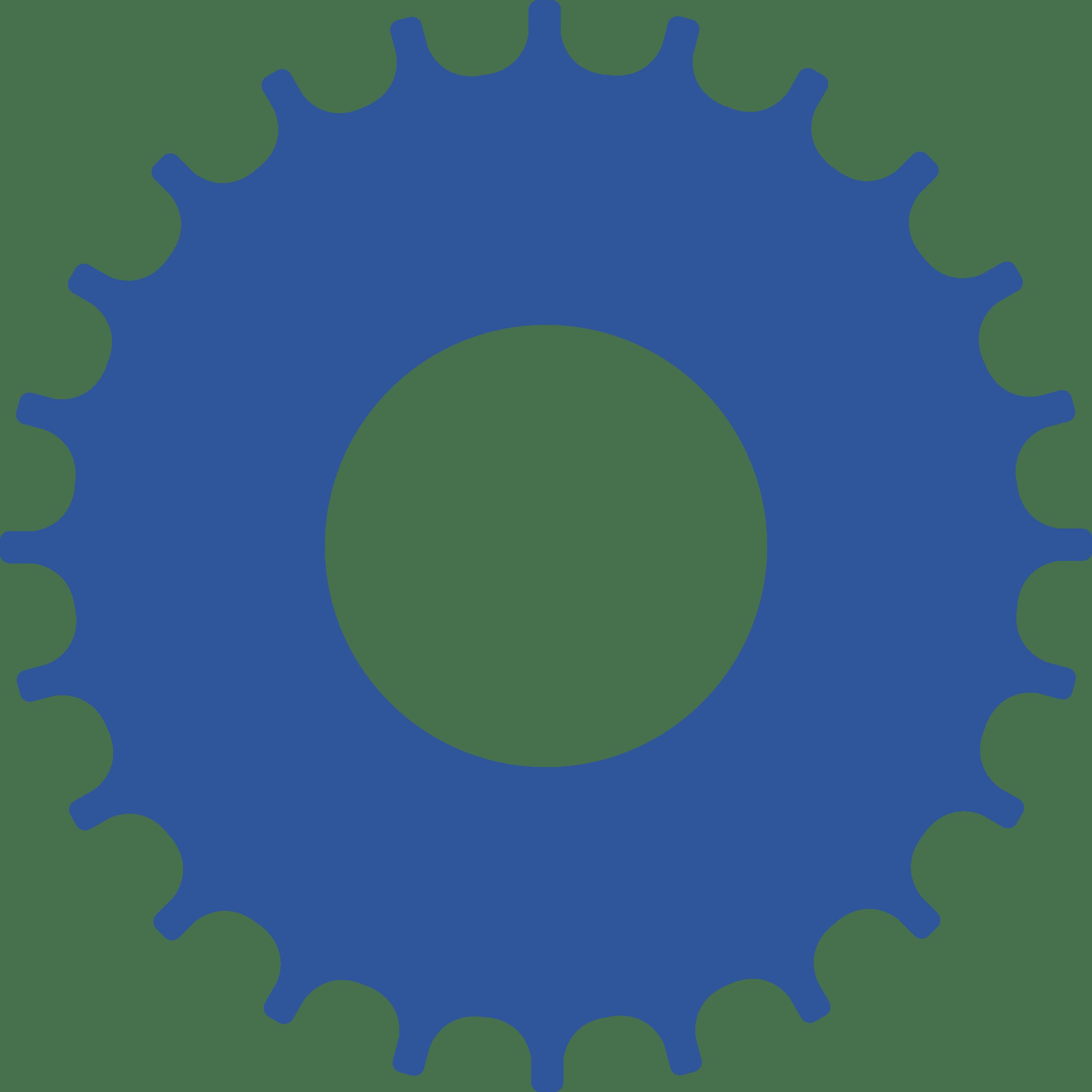 Gear Design PNG Clip-art