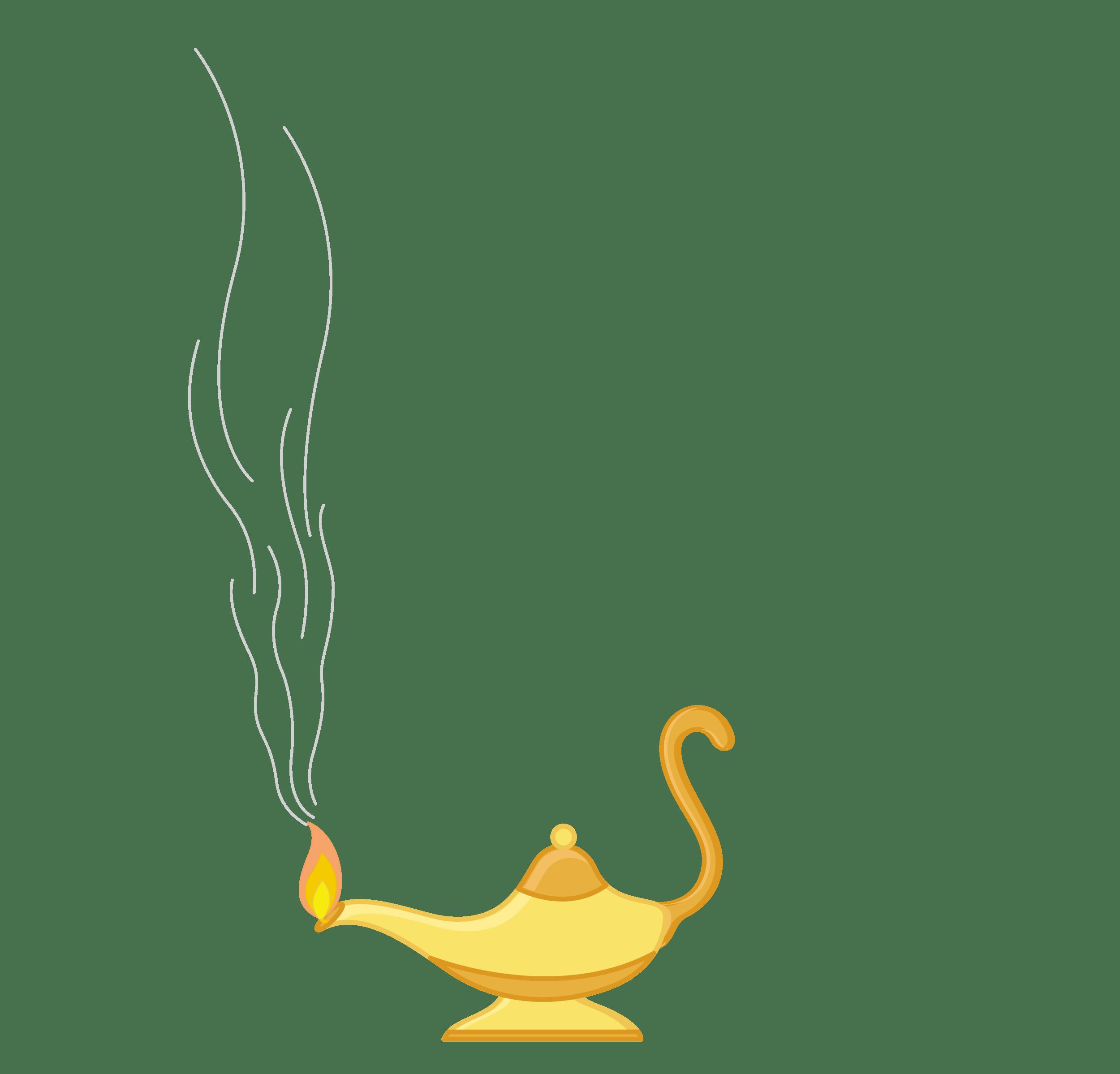 Magic Lamp PNG