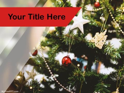Free Christmas Season PPT Template