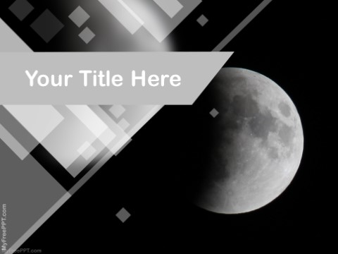 Free Eclipse PPT Template