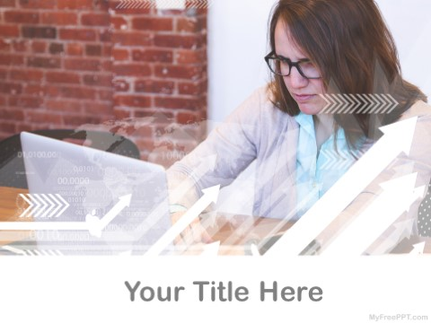 Free Freelance PPT Template