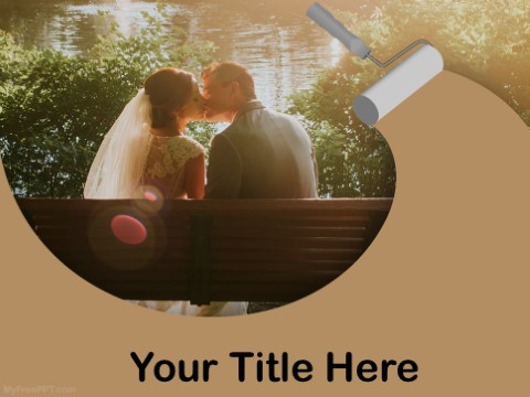 Free Honeymoon PPT Template