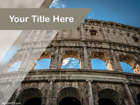 Free italy ppt template download free powerpoint ppt free italy ppt template toneelgroepblik Gallery