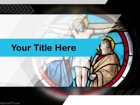 Free Jesus Christ PPT Template