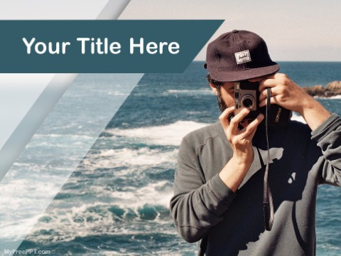 Free Landscape Photography PPT Template